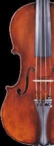Antik mester hegedű