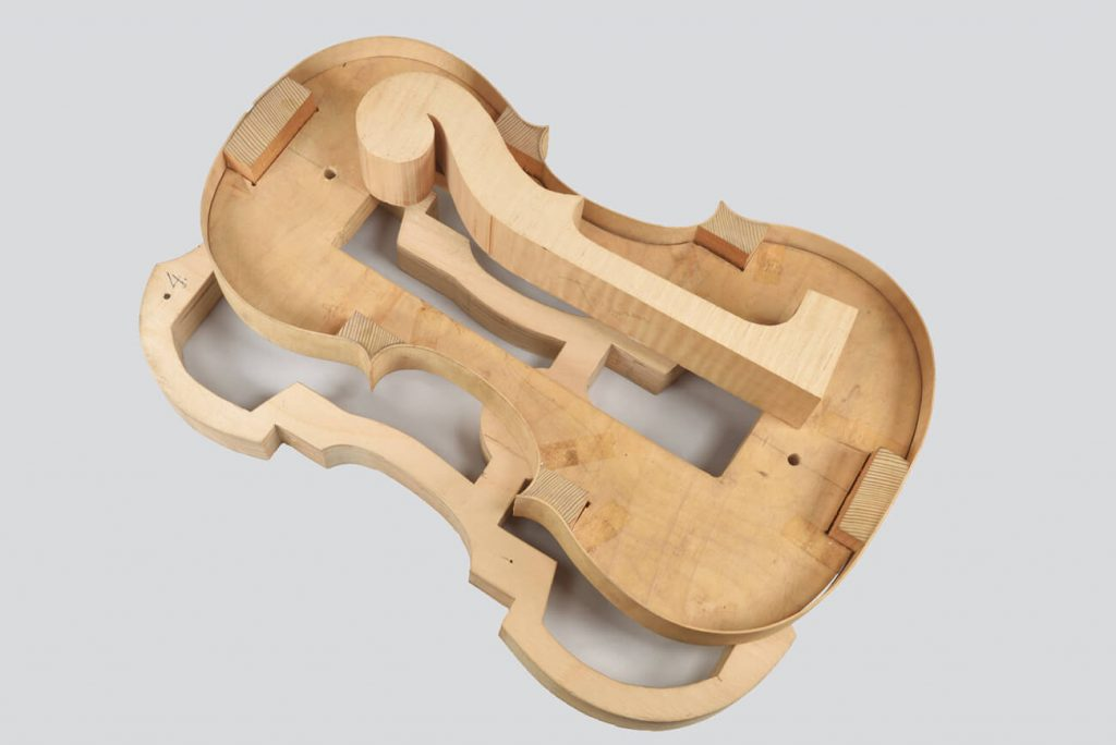 Hangszerjavítás a Dárius Music műhelyében