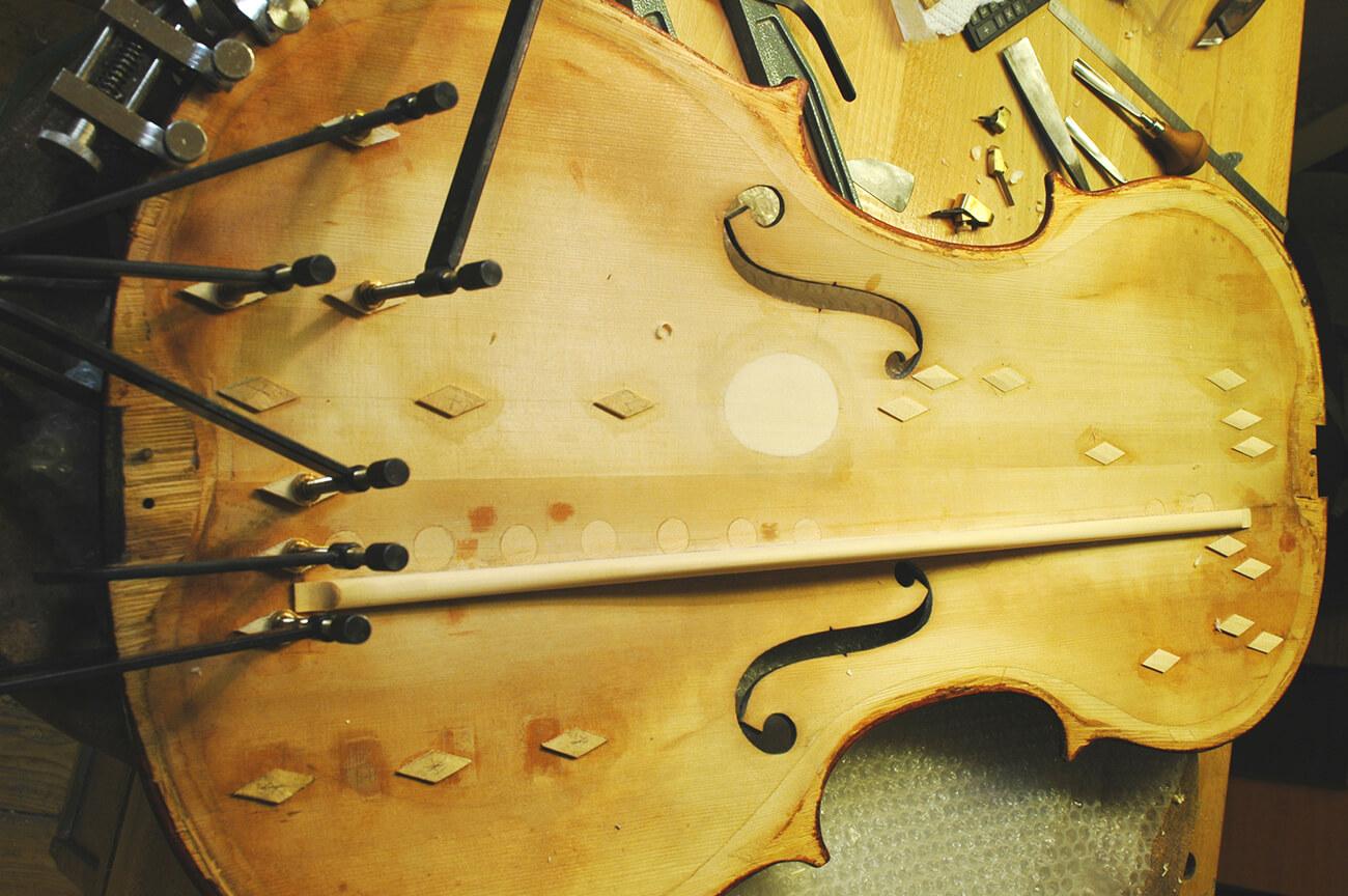Classical instrument repair