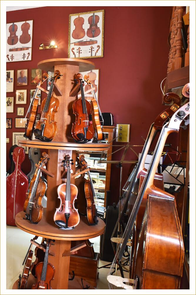 Darius Music hangszerüzlet - hangszer adás-vétel