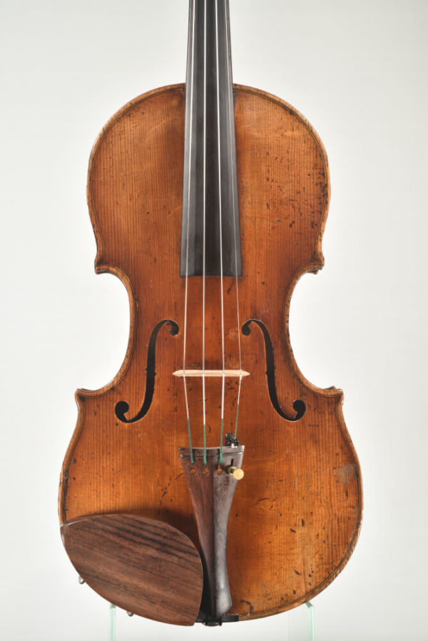 J. B. Schweitzer antik mesterhegedű