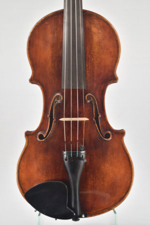 M. Heinicke antik mesterhegedű
