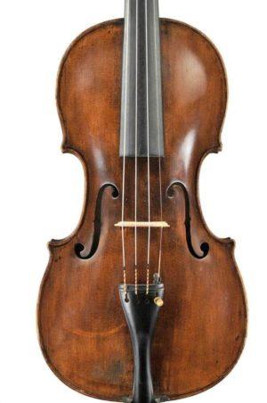 J.G. Thir antik mesterhegedű