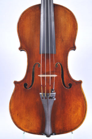 Cigl Jeromos mesterhegedű