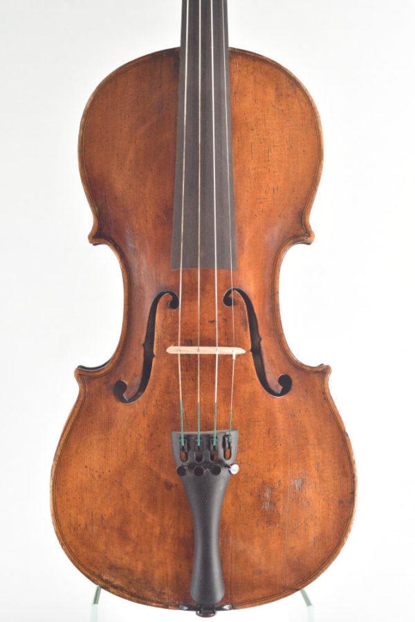Carolus Joseph Hellmer antik mesterhegedű