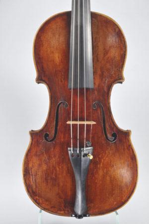 J. G. Thir mesterhegedű 1747