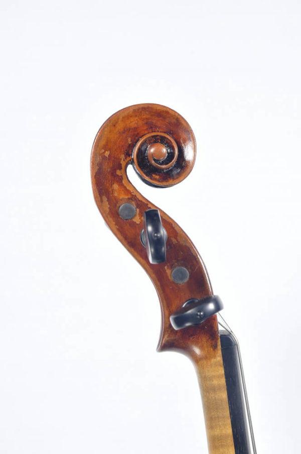 J. G. Thir mesterhegedű 1747 csiga