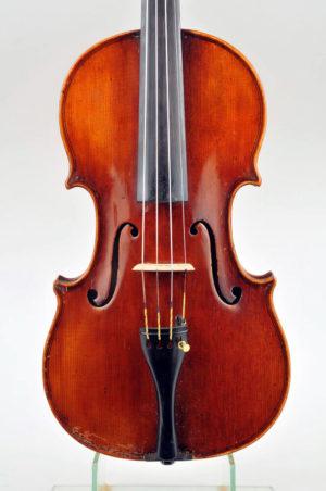 Szepessy Béla mesterhegedű 1875