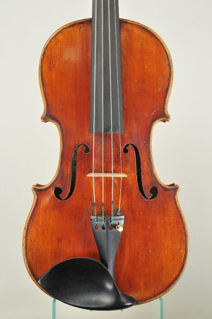 Thomas Zach mesterhegedű