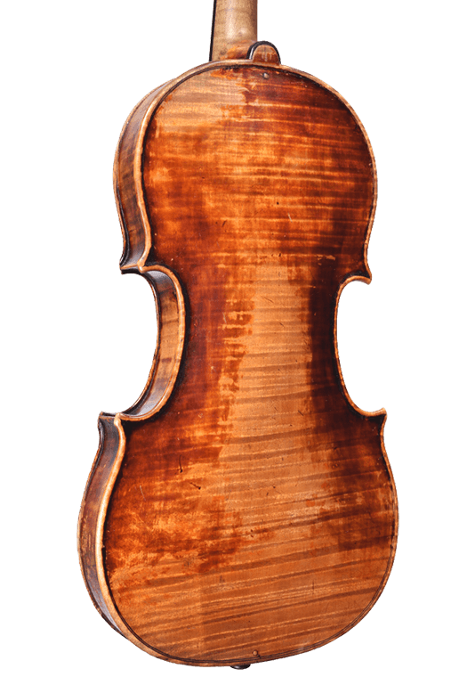 Nicolas Lupot mesterhegedű, Párizs, 1798